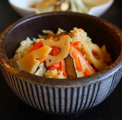 "Takikomi Gohan: Autumn ""Rice Cooker"" Meal | Asahi Imports"