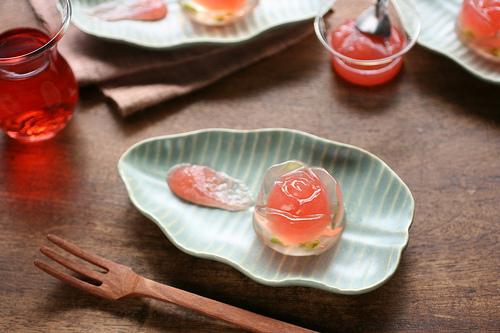 Wagashi The Art Of The Five Senses Asahi Imports